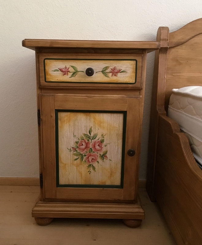 Decorati scandola mobili falegnameria trentini dal for Trentini mobili